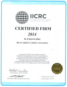 Certified Carpet Cleaning East Bay CA