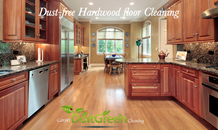 hardwood floor deep cleaning Ca